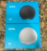 All-new Echo 4th Gen | With Premium Sound Smart Home Hub And Alexa Brand New
