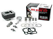 Bbr 120cc Big Bore Kit With Cam For 1981-later Honda Xr/crf100 411-hxr-1001