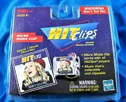 Madonna Sealed Don't Tell Me Hit Clips Micro Music Clip 2002 Hasbro