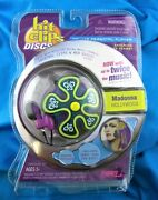 Madonna Sealed Hollywood Hit Clips Micro Music Clip And Player And Case 2003 Hasbro