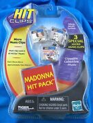 Madonna Sealed Cherish Lucky Star Material Girl Hit Clips Micro Music Clip 2002