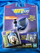 Madonna Sealed Music Hit Clips Micro Music Clip And Blue Player 2002 Hasbro