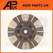 Clutch Plate 280mm 10s For Case International Ih 884 885 895 3210 3220 Tractor