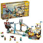 Lego Creator 31084 Pirate Roller Coaster 3-in-1 City Retired Set New Sealed