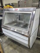 Chs35-4 Mccray Wet Or Dry Heated Display Case 3 Well