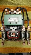 Furnas 14ib32aa8 Motor Starter, Size 3.5, W/ D71628-32 Dual Voltage Coil 3 Phase