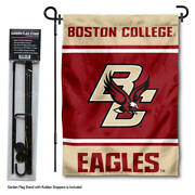 Boston College Eagles Garden Flag And Yard Stand