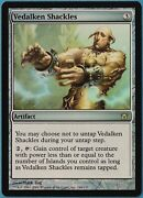 Vedalken Shackles Foil Fifth Dawn Nm Artifact Rare Card 170212 Abugames