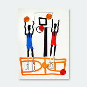 Devin Troy Strother Silkscreen Print Pibes And Zines Sold Out