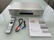 Onkyo C-7030 S Cd Player Silver Single Disc Home Audio Used Fedex