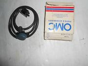 E3a Johnson-omc-evinrude 383375 Switch And Connecter--oem-brand New-save Big