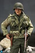 Did 1/6 A80144 The Us Army 2nd Ranger Battalion Sniper Jackson Action Figure