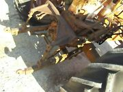 Farmall 400 450 560 460 350 300 Ih Tractor Dual Lift Cylinder Complete 3pt Hitch