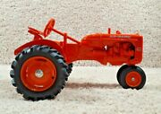 Scale Models 1/16 Diecast Allis- Chalmers Ca Tractor Nf Farm Show Louisville