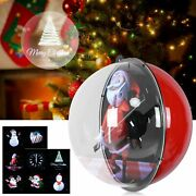Wifi 3d Holographic Projector 510 Hologram Advertising Led Ball Shape Xmas Decor