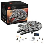 Lego Star Wars Millennium Falcon Ultimate Collector Series 75192 New Sealed Rare