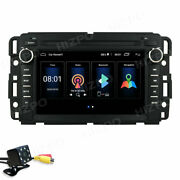 For Gmc Chevrolet Chevy Sierra Android10.1 2+64g Car Stereo Radio Gps Navigation