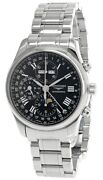 Longines Master Collection Automatic Chrono 42mm Menand039s Watch L2.773.4.51.6