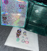 Lol Deluxe Present Surprise Limited Edition Sprinkles Doll And Pet Toy Bundle
