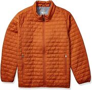 Dockers Mens Lightweight Ultra Loft Quilted Packable Jacket Regular And Big And T