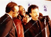 Crp-40254 Musician Singer Lionel Richie And Stevie Wonder At Some Event Crp-40254