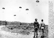 Crp-40848 Aviation Parachute Jumping Military Training Ft Campbell Ky 101st Airb