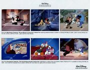 Crp-56218 Animated Characters Mickey And Minnie Mouse, Daffy Duck Crp-56218