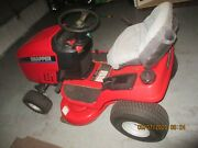 Snapper Lawn Tractor Mower Lt-200 38 18.5 Hp Bands
