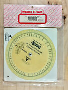 Weems And Plath Nautical Slide Rule New 105 Speed Time Distance Boat Navigation