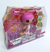 Lalaloopsy Littles Squirt Liland039 Top Silly Hair Doll