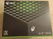 Microsoft Xbox Series X 1tb Console ⚡ships Today ⚡ New ⚡ 13000+ Feedback