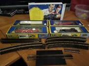 Ahm H/o Scale Train Car Lot With Boxes 30 Pieces Riverossi