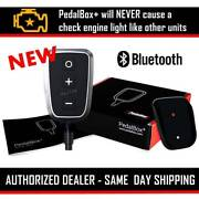 Pedalbox+ W Bluetooth Throttle Response Controller For 2016 Jeep Grand Cherokee