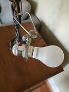 Antique Clamp On Lamp Underwriters Labs Inc Darkroom Photography Equipment Works