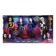 New Disney Descendants 3 Isle Of The Lost Collection Dolls Jay Mal Evie Carlos