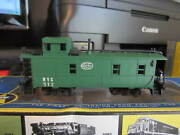 Ahm Ho Nyc New York Central Railroad Caboose 5277d Green