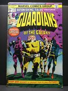 Astonishing Tales 29 Reprint 1st Appearance Guardians Of The Galaxy