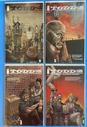 Todd The Ugliest Kid On Earth 1 2 3 And 4 Image All Nm First Prints New Fx Show