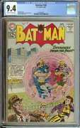 Batman 149 Cgc 9.4 Ow/wh Pages // Silver Age Sheldon Moldoff Cover