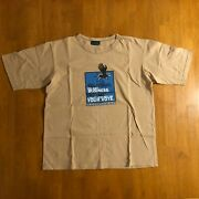 1998 Radiohead Ok Computer T-shirt Size Xl Authentic W.a.s.t.e. Electioneering