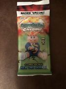 1 Hot Red 2020 Garbage Pail Kids Topps Chrome Series 3 Cello Fat Pack Of Cards