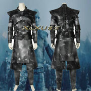 A Song Of Ice And Fire Night's King Cosplay Costume Halloween