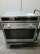 Wolf So30f/s Series 30 Single Electric Wall Oven Stainless Steel 4.5 Cu. Ft.