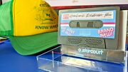 Stranger Things Collectible Merch @ Bluetooth Cassette And Dustins Camp Hat Rare