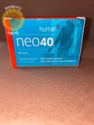 Neo40 Humann Nitric Oxide Formula Daily Heart And Circulation Support Ships Free