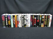 22 Stephen King Hardcover Books It, Christime, Cujo, Shining, Carie, Stand, Ect