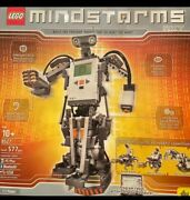 Lego Mindstorms 8527 Programmable New Pristine Sealed 577p Age 10+ Free Shipping