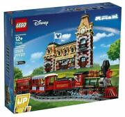 Lego Disney 71044 Disney Train And Station Brand New And Sealed