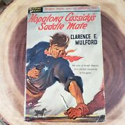 Rare Hopalong Cassidyand039s Saddle Mate Pop Library 198 Paperback Excellent 1926