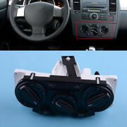 New A/c Heater Panel Climate Control Switch Fit For Tiida Livina Geniss Sentra